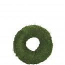 Wreath moss, D30cm, green-nature